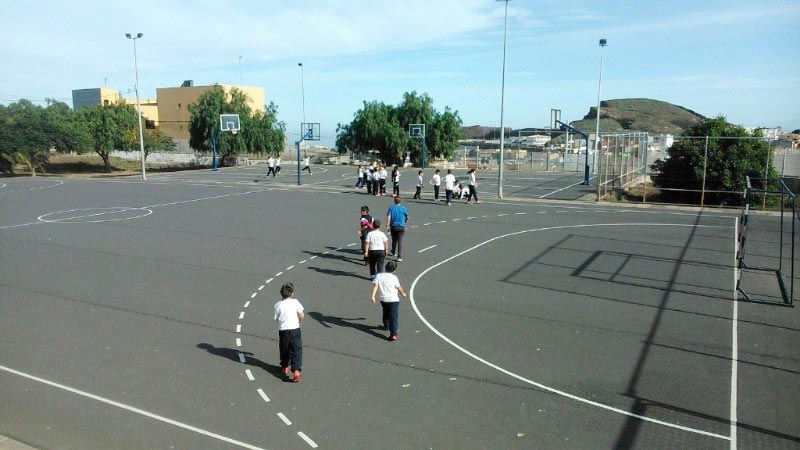 Servicio de Actividades Extraescolares del Ayuntamiento de Santa Cruz de Tenerife.