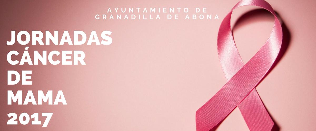 Jornadas Cáncer de Mama del Ayuntamiento de Granadilla.