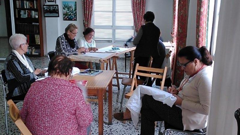 Promoción Sociocultural de la Mujer del Ayuntamiento del la Villa de la Orotava.
